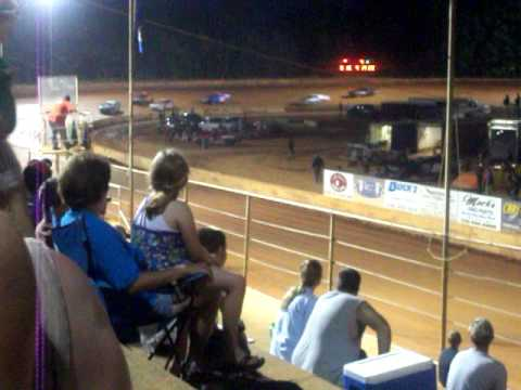 Friendship Speedway Semi Mod 4's Main Event 7-9-11