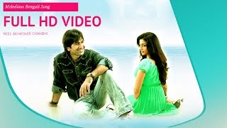 Bhalobasha Swapno I Nil Aakasher Chandni | Koel | Jeet | Jishu | Love Song | Bengali Movie Songs