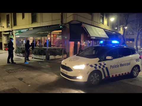 Entra en vigor el toque de queda a las 20 horas en Valladolid