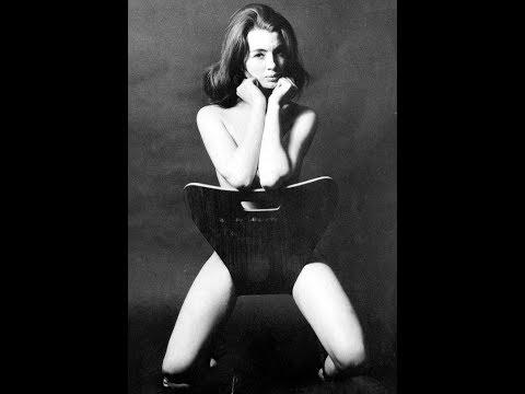 Christine Keeler (1942-2017) model/showgirl