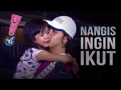 Download Youtube: El ke London, Safeea Menangis Ingin Ikut - Cumicam 21 September 2017
