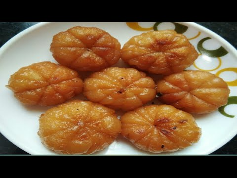 Maida Sweet Within 10mins Very Tasty And Very Simple||maida Flowers ||Ki Ki Kitchen