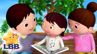 Best Things In Life Are Free | Little Baby Bum Junior | Cartoons and Kids Songs | LBB TV