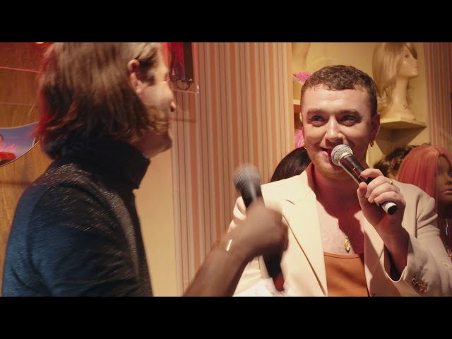 Sam Smith - To Die For (Fan Q&A)