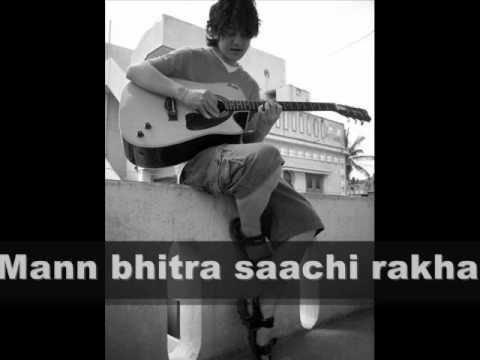 Parelima- 1974 AD with lyrics(cover by Nibhal Bajracharya) - YouTube