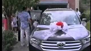 Свадьба Рината и Заримы. г.Закатала 2012/село Джар/
