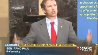 Rand Paul: 'I'm Accused of Wanting Terrorists to Have Weapons'