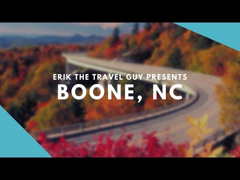 My Trip to Boone, North Carolina | Travel Ideas