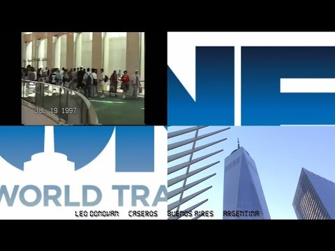 The World Trade Center 20 years later