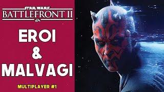 EROI contro MALVAGI + ASSALTO ► STAR WARS BATTLEFRONT 2 Gameplay ITA MULTIPLAYER