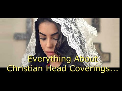Christian Head Coverings: Angels, End Times, Symbols and Truth