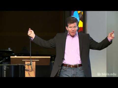 Craig Hazen: Factuality of the Christian Faith - Talbot Chapel