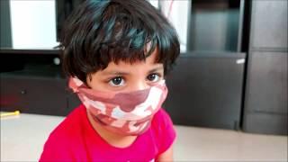 Homemade Mask Making || COVID 19 Coronavirus Face Mask
