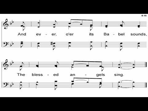 It Came Upon The Midnight Clear - A Cappella Hymn