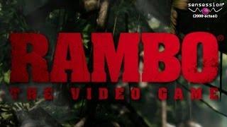 Juegos Truñacos #0: Rambo El Videojuego Análisis Sensession HD