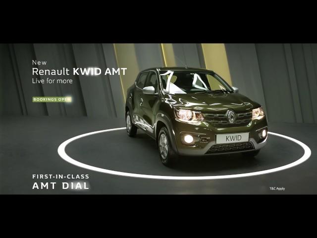 Renault #KWIDAMT - TVC
