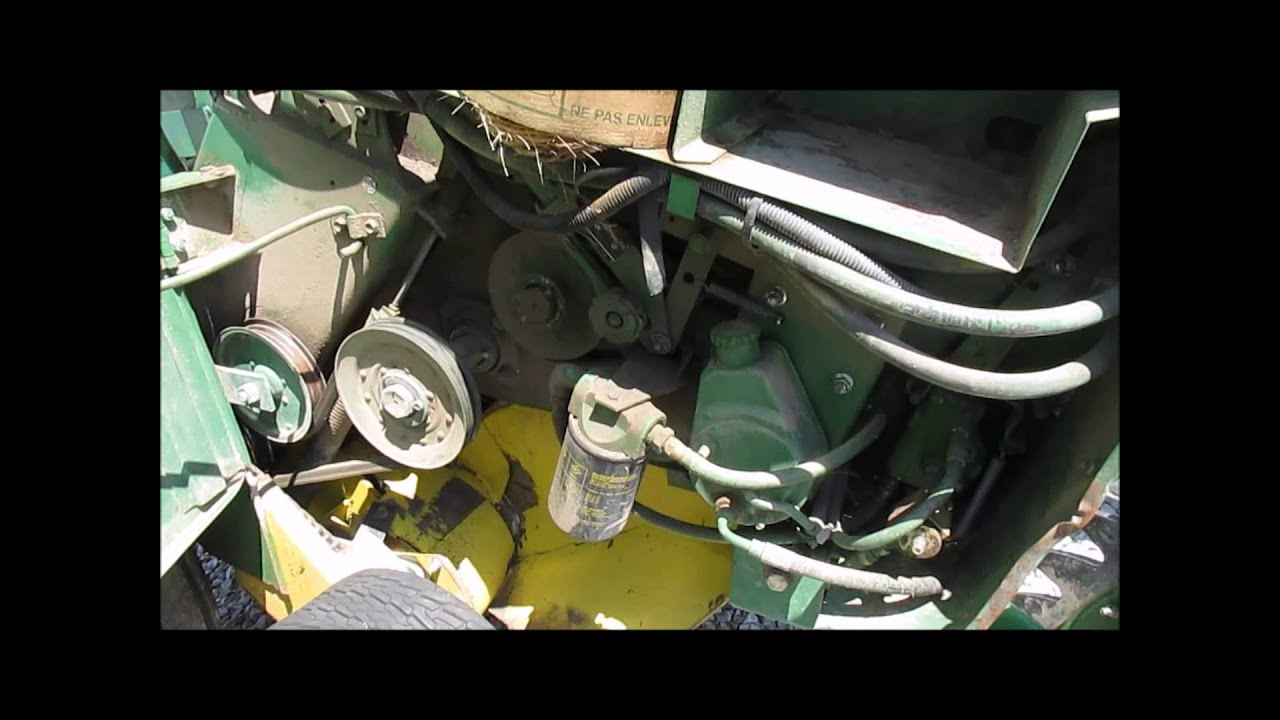 maxresdefault 1988 john deere 530 round baler for sale sold at auction june 25 John Deere 535 Hay Baler at fashall.co