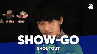 SHOW-GO | At The Station