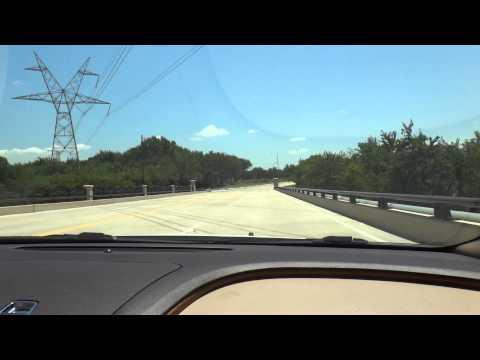 Driving from Arlington TX to Grand Prairie TX on I-20, TX-360, Lynn Creek Pkwy, and Lake Ridge Pkwy