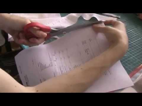 HOW TO MAKE FABRIC PAPER