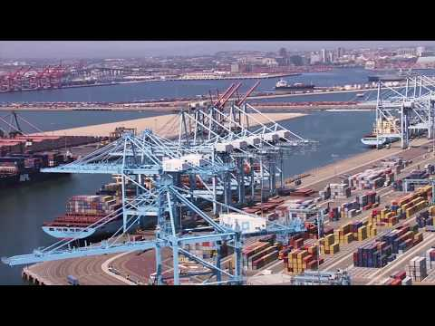 GE Port Optimizer at the Port of Los Angeles