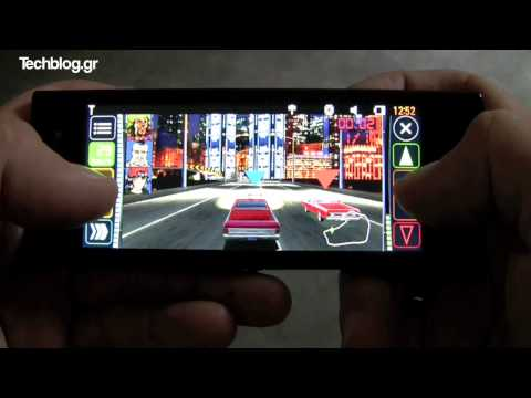 LG BL40 Chocolate - Games & Video playback