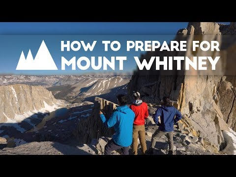How to Prepare and Summit of Mount Whitney (& Wag Bags)