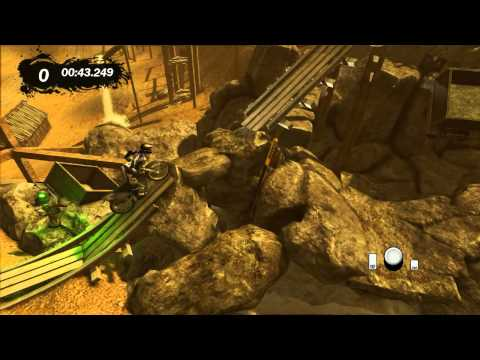 Trials Evolution - Prospector (złoty medal)