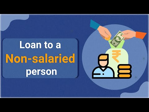 How Can A Non-salaried Person Avail A Personal Loan?| IndiaLends