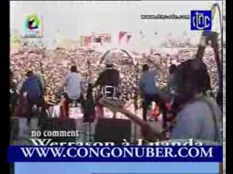 WERRASON A LUANDA SUR WWW.CONGONUMBER1.COM
