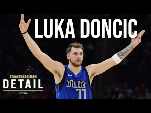 Attention to Detail: Luka Doncic