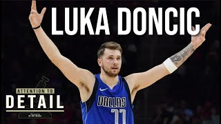 Attention to Detail: Luka Doncic 🔬