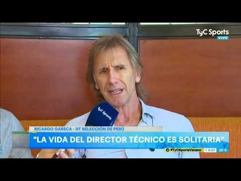 Ricardo Gareca En TyC Sports Verano