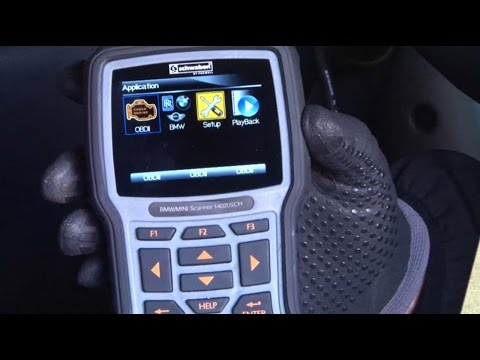 Schwaben Scan tool Review for R53's