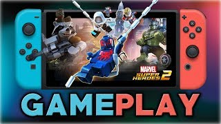 LEGO Marvel Super Heroes 2 | First 60 Minutes | Nintendo Switch