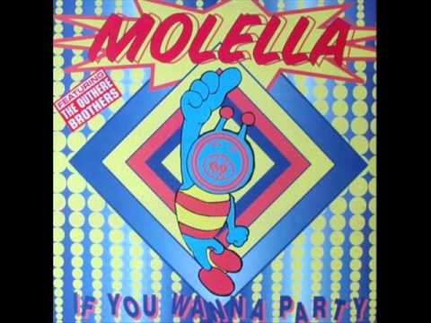 Molella  Feat. The Outhere Brothers - If You Wanna Party