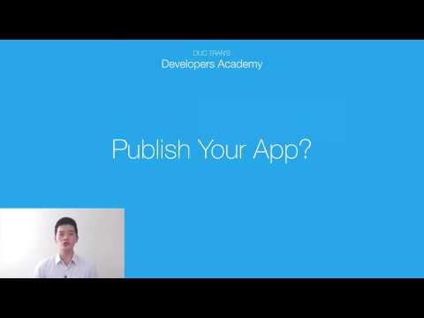 Invitation to Developers Academy - The world's most comprehensive iOS Development Training Program