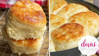 Biscuits + Yeast Rolls=ANGEL BISCUITS omg!