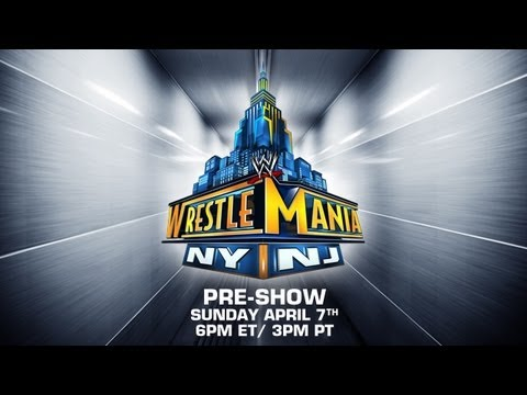 WrestleMania XXIX Pre-Show thumbnail