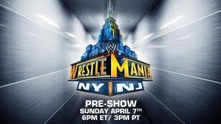 WrestleMania XXIX Pre-Show