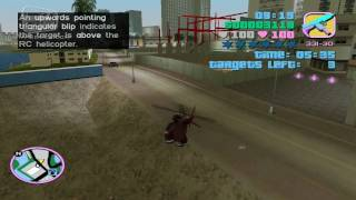 GTA Vice City - Walkthrough - Mission #11 - Demolition Man (HD)