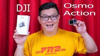 แกะกล่อง DJI Osmo Action แอ็คชั่นแคมตัวใหม่ล่าสุด