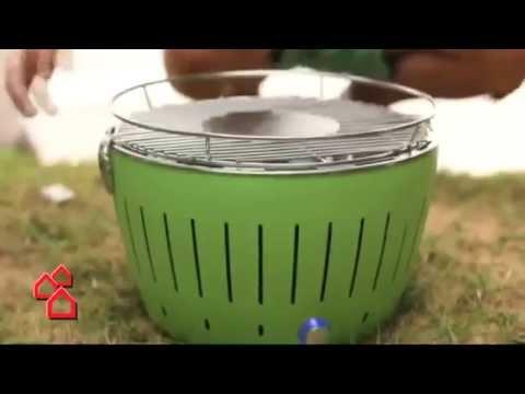Rauchfreier Holzkohlegrill Bauhaus : Bauhaus tv produktvideo lotusgrill youtube