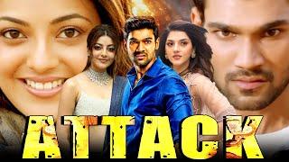 Attack Full South Indian Hindi Dubbed Movie   Bellamkonda Srinivas Action Movies Hindi Dubbed Full Thumb