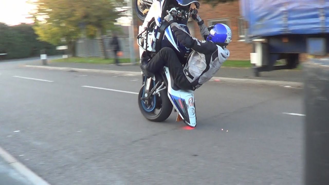 Gsxr 1000cc Wheelies Stunts Madness Back In The Game