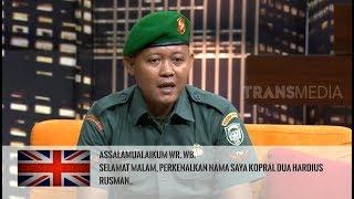 Download lagu Viral Anggota TNI yang Fasih Berbicara 7 BAHASA ASING | HITAM PUTIH (03/10/19) Part 1