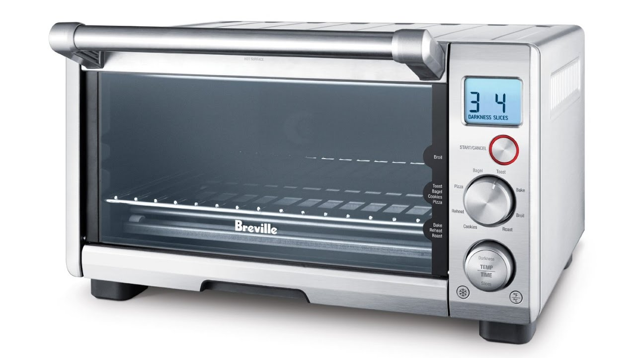 Breville Toaster Oven Smart Oven Stopped Working How To