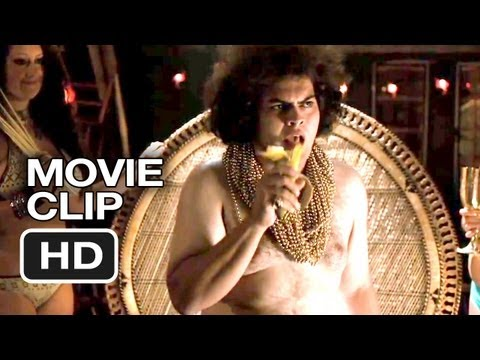 21 And Over Movie CLIP - Tower Of Power (2013) - Miles Teller, Justin Chon Movie HD