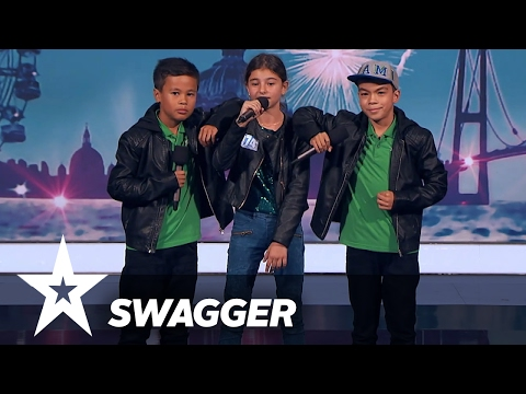 Swagger | Danmark Har Talent 2017 | Audition 4
