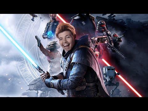 Star Wars Jedi: Fallen Order with Preston